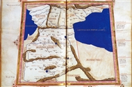 Claudius Ptolemaeus / Ptolemy, Geography: Asia III, Colchis – Great Armenia – Mesopotamia (reconstruction 1466)