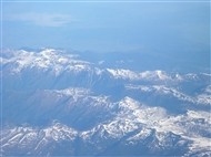 The summit of the Haimos Range, aerial view 03